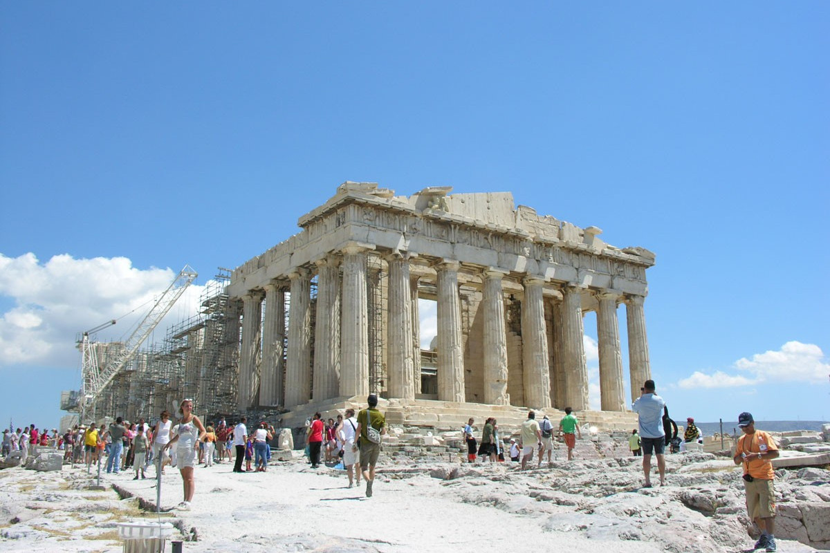 Discovering Greece and Its Major Historic Monuments